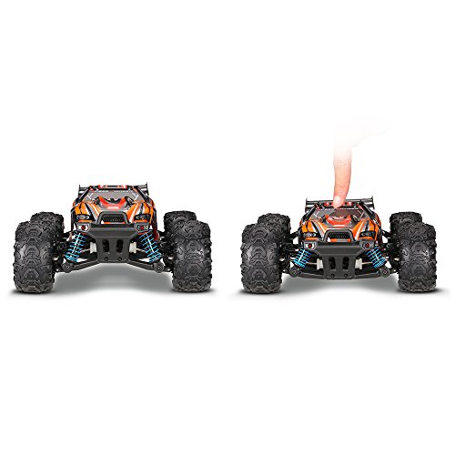 RC Auto kaufen Truggy Bild 2: Goolsky PXtoys NO.9302 Speed Pioneer 1:18 4WD Off Road Truggy High Speed RC Rennwagen RTR*