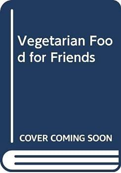 Hardcover Vegetarian Food for Friends Book