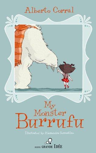 My Monster Burrufu (English Edition)