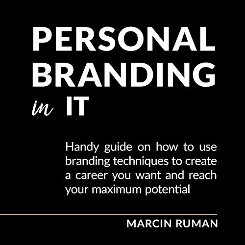 Personal Branding in IT audiobook cover art