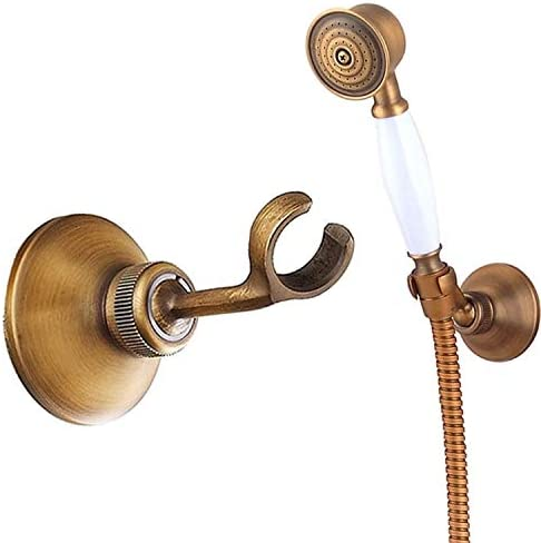 Attention Bombing new work brand 423 Women Solid Brass Shower Base Bracket A Bathroom Hook