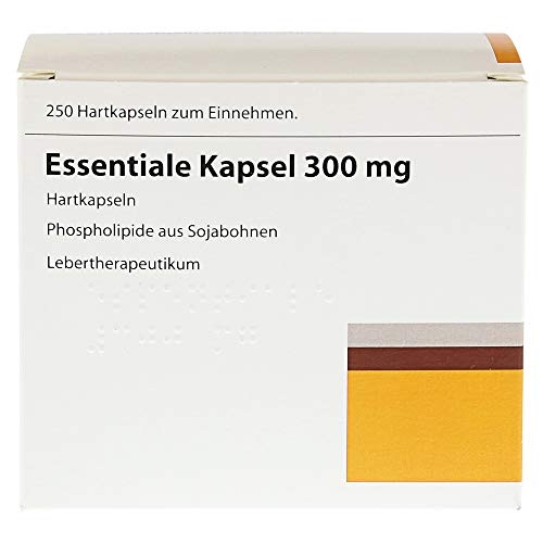 ESSENTIALE Kapseln 300 mg 250 St