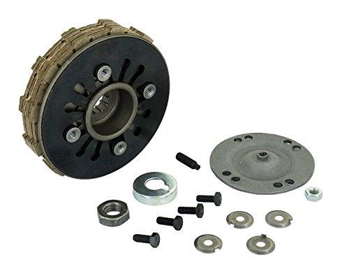 Kupplungspaket einbaufertig für KR51/1, SR4-2, SR4-3, SR4-4, S50 - Tellerfeder 1,6mm...