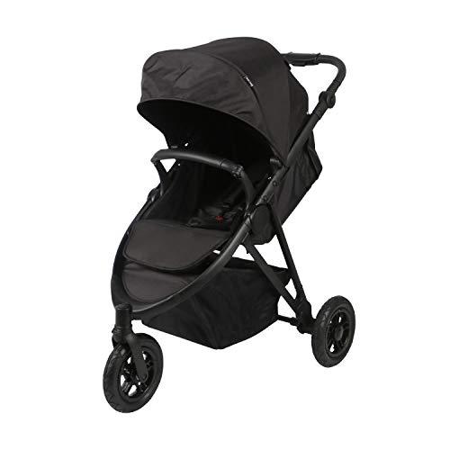 Knorr-baby Easysport3 - Carrito deportivo negro negro-negro