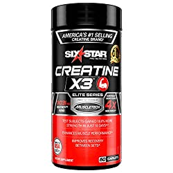 Six Star Pro Nutrition Creatine X3 Pills Review