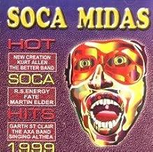 SOCA MIDAS : HOT SOCA HITS 1999