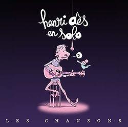 Henri des en Solo Les Chansons