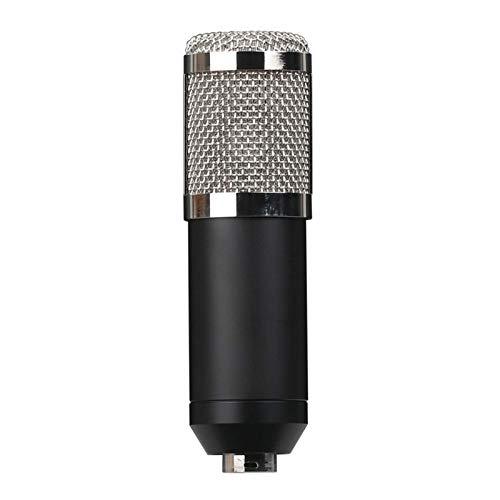 Micrófono de vídeo Estudio Grabación Condensador Micrófono Kit Para Vlogs Live Broadcasts Entrevista