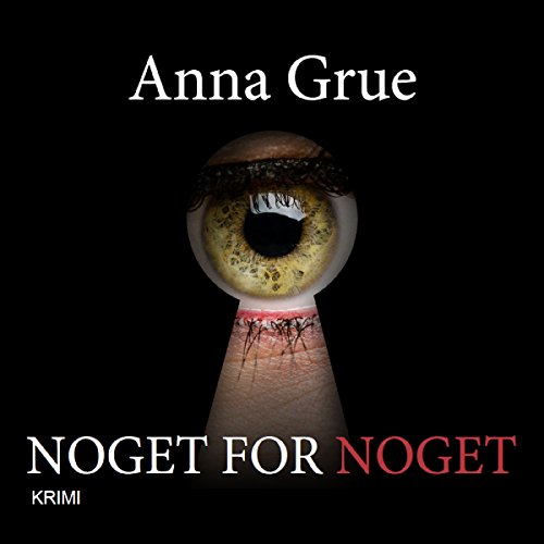Noget for noget audiobook cover art