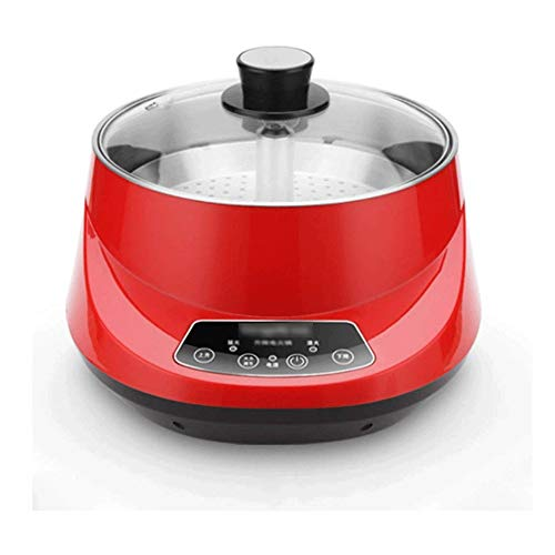 Fantastic Deal! ZLSANVD Intelligent Electric Hot Pot for Household Use, Multi-function, Automatic Li...