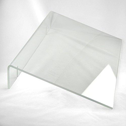 Lichtschachtabdeckung/Kellerschachtabdeckung/Regenschutz aus Acryl/Plexiglas zum Anschrauben 1100 x 550 mm