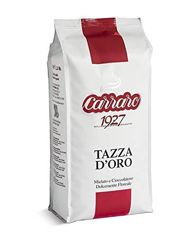 CARRARO Tazza d oro Kaffee Espresso 1kg Bohne