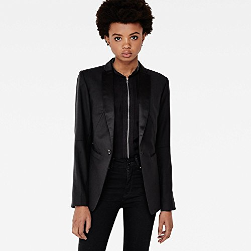 G-Star damesjack Bronson BF blazer wmn - zwart, maat: L