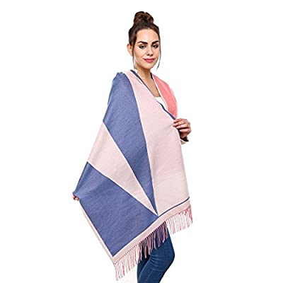 Winter Wear Warm Shawl Scarf Stole for Men & Women! Large size, Premium, Branded. Anniversary or Birthday gift!-IMPORTED FABRIC