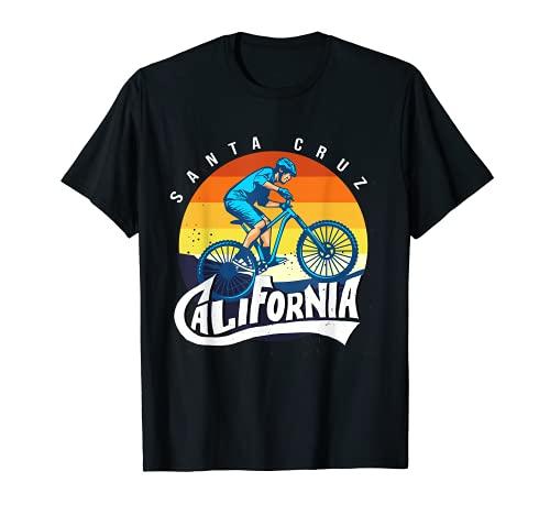 Bicicleta Retro Vintage Santa Cruz California Bicicleta...