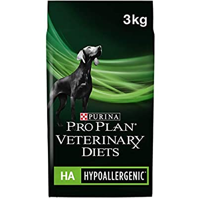 Purina Pro Plan PRO PLAN VETERINARY DIETS Canine HA Hypoallergenic Dry Dog Food 3kg