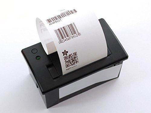 Adafruit - Thermal Paper Printer (#597)