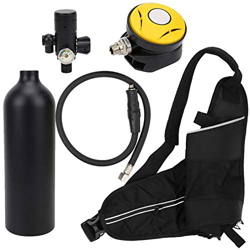 Luroze Tauchflasche, Sauerstofftank Set...