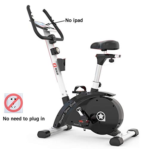 Best Bargain Exercise Bikes Spin Bike Silent Indoor Bicycles for Home Use Magnetically Controlled Sp...