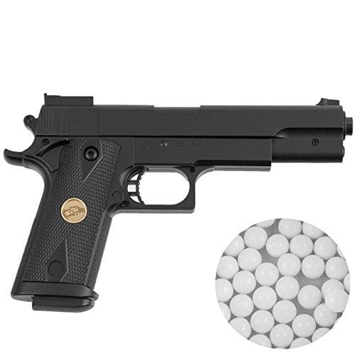 Softair Pistole P169 Kaliber 6 mm BB mit gratis Munition