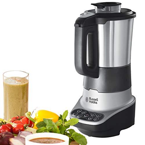 Russell Hobbs 21480-56 Blender Chauffant 1,75L 2en1 Programmable Soup and Blend, 8 Programmes Préréglés Soupe, Smoothie, Sauce, etc