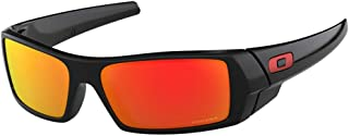 Gascan OO9014 Sunglasses For Men+BUNDLE with Oakley Accessory Leash Kit