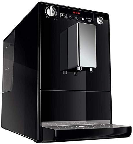 YYhkeby Utensilios de café Grano a la Taza de café de la máquina automática de Aislamiento Goteo Cafetera Home Office 1400 W 1,8 litros, Negro, Plata, Plata Jialele (Color : Black)