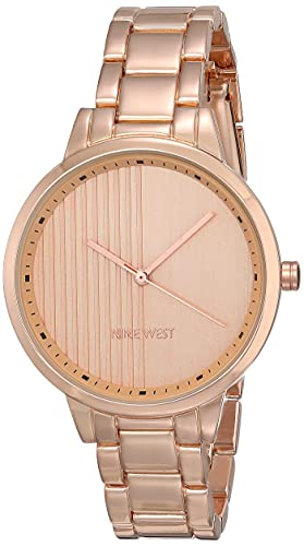 Nine West Dress Watch (Model: NW/2564RGRG)