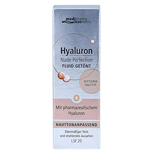 HYALURON NUDE Perfect Fluid getö mitt HT LSF 20, 80 g