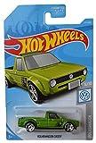 Hot Wheels Volkswagen Series 6/10 Volkswagen Caddy 177/250, Green
