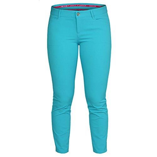 ALBERTO Damen Golfhose Mona 3XDRY Cooler blau Gr. 40