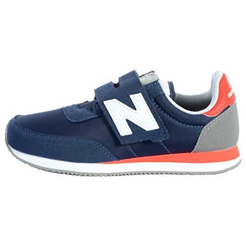 New Balance YV720UA, Zapatillas Deportivas Unisex niños, Azul Rojo, 18 EU