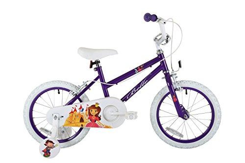 Sonic Belle girls 16 inch wheel Bike, Purple,