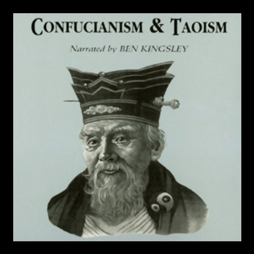 Confucianism and Taoism audiobook cover art