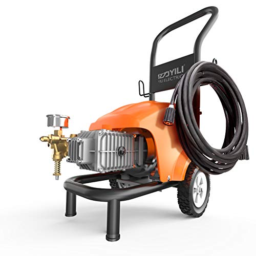 Industrie Hochdruckreiniger Tragbare Autowaschanlage Druckwasserpumpe Hochdruckreiniger 220 V 1600 Watt Autowaschanlage Spezialwerkzeuge Pumpe 10L / Min