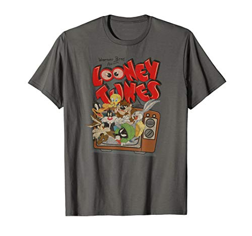 Looney Tunes Saturday Mornings T-Shirt