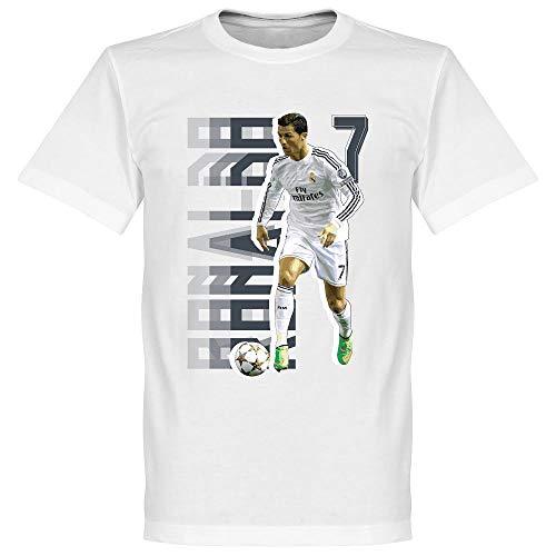 Ronaldo Gallery Kids T-Shirt - weiß - 8 Jahre