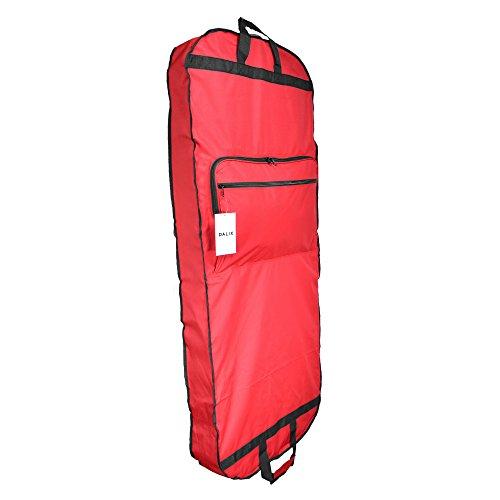 garment bag red - 4