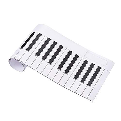 指先バージョン 88鍵ピアノ鍵盤 学生/子供用ピアノ教材補助ツール