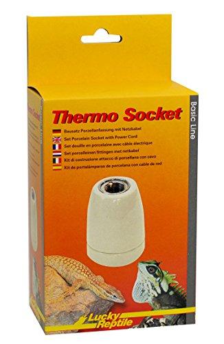 Lucky Reptile Thermo Socket - Porzellanfassung mit Gewinde