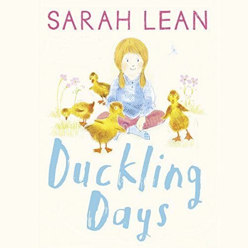Duckling Days audiobook cover art