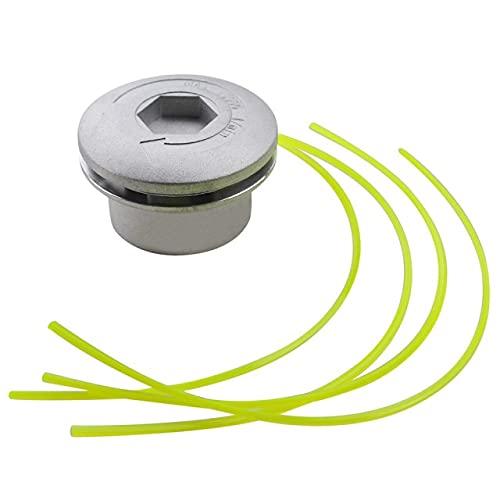 FICI Tuin Gereedschap Onderdelen Aluminium Linehead Trimmer Head Spool Set Voor Benzine Bosmaaier Grasmaaier Spool Trimmers