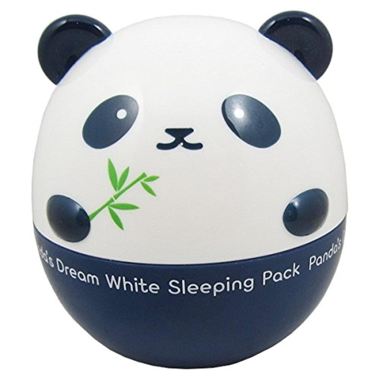 つぶやきゆるく解体する(3 Pack) TONYMOLY Panda's Dream White Sleeping Pack (並行輸入品)