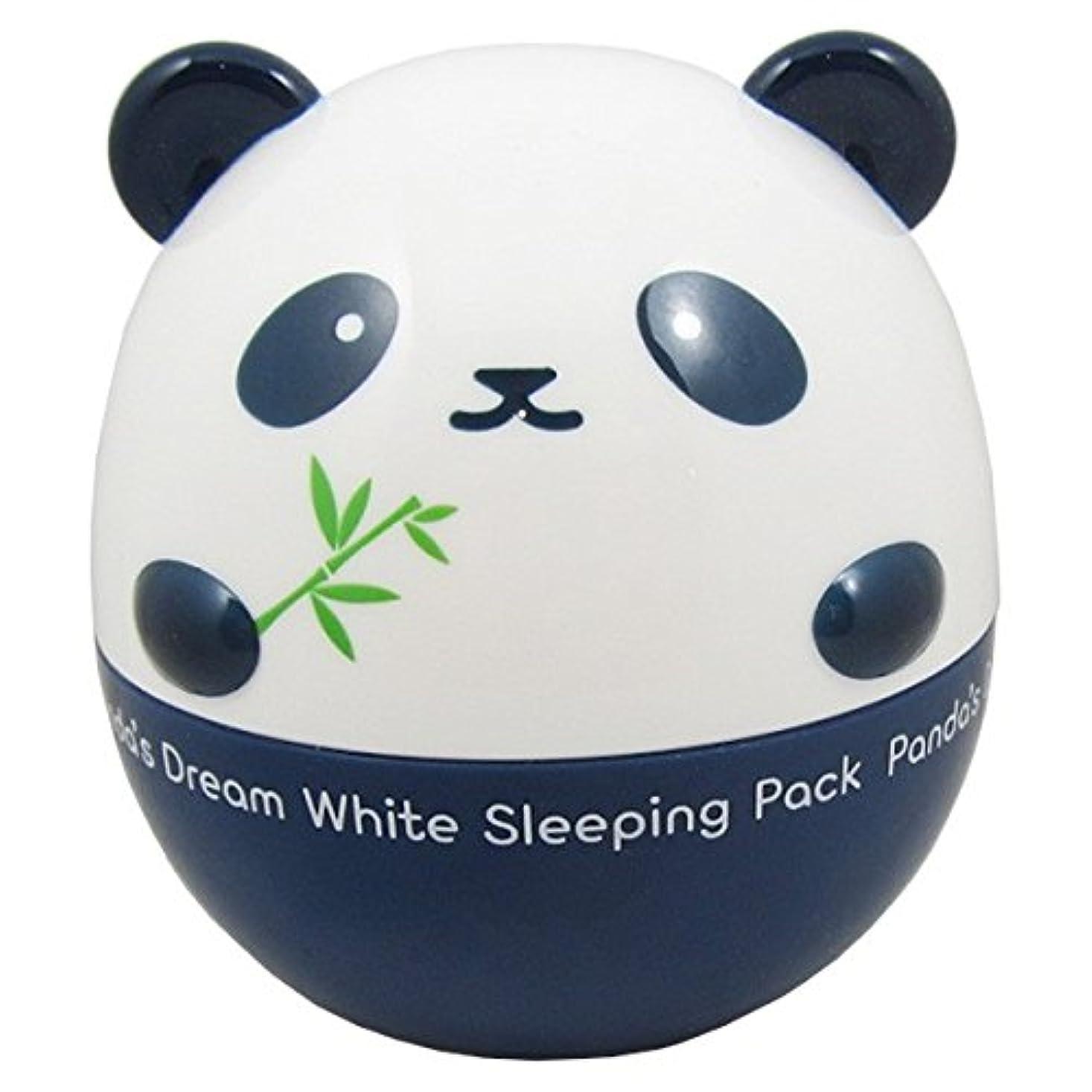 つま先ペダルトリッキー(6 Pack) TONYMOLY Panda's Dream White Sleeping Pack (並行輸入品)