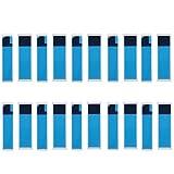 10 nuevos Conjuntos for Sony Xperia XZ Premium 2 en 1 Pegatinas de la batería Neweian