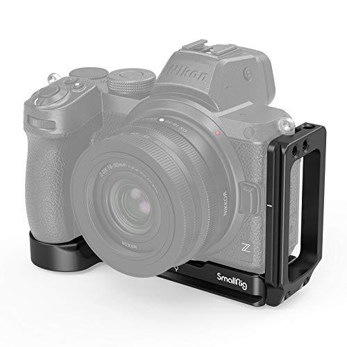 SMALLRIG L Bracket L Winkel für Nikon Z5 / Z6 / Z7 / Z6II / Z7II Kamera - 2947
