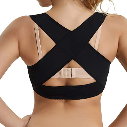 Joyshaper Chest Brace Up for Women Posture Corrector Shapewear Tops