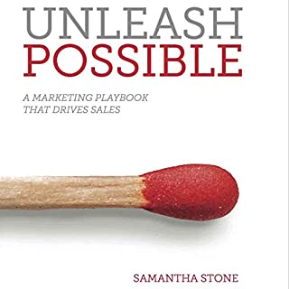 Unleash Possible: A Marketing Playbook that Drives B2B Sales audiobook cover art