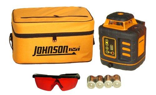Johnson Level & Tool 40-6527 Self-Leveling Rotary Laser Level