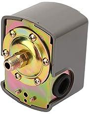 """Waterpomp Drukschakelaar G1/4"""" Drukschakelaar Mechanische schakelaar voor waterdruk Regeling voor leidingdrukregeling"""